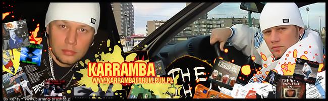 FORUMKARRAMBA.PUN.PL - Forum dla fanów KaRRamBy